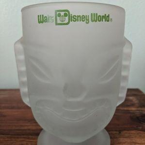Disney World Tiki Glass Polynesian Village